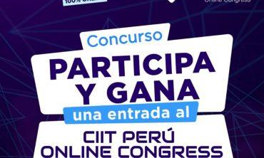 ¡Gana una de las 10 entradas al Congreso Internacional de Innovación Tecnológica – Edición 100% Online!
